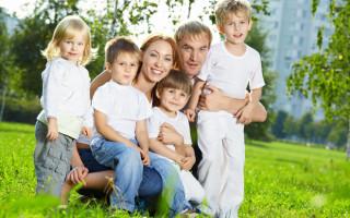 Льготы и пособия многодетной семье