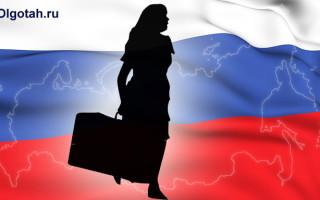 Порядок получения выплат переселенцам в Федеральной Миграционной службе РФ