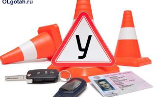 Оформление налогового вычета за обучение в автошколе