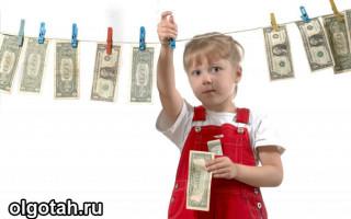 Как подать заявление на налоговые вычеты на детей и сэкономить на НДФЛ