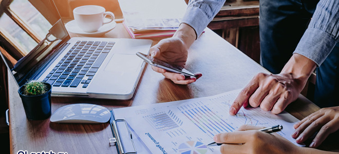 Оформление профессионального налогового вычета
