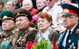 Виды льгот ветеранам ВОВ и труженикам тыла в России