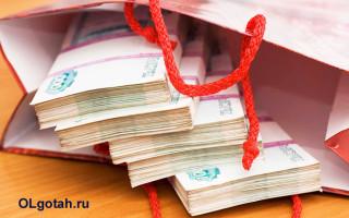 Образец заявления и порядок выплаты материальной помощи к отпуску