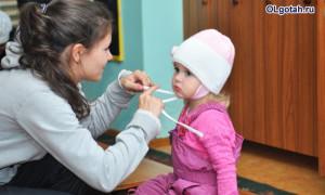 Оформление налогового вычета за детский сад