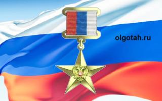 Герои России: льготы и выплаты, положенные по закону