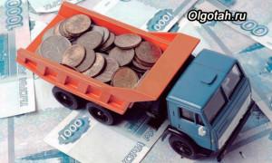 Оформление заявления о предоставлении льготы по транспортному налогу — образец