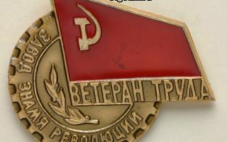 Формы предоставления льгот труженикам тыла в Российской Федерации