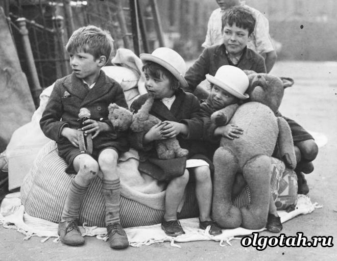 Дети советской эпохи